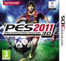 Pro Evolution Soccer 2011 3D [Gamewise]