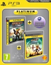 Ratchet & Clank: Tools of Destruction and Ratchet & Clank: A Crack in Time