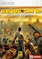 Serious Sam HD: The Second Encounter  boxart at gamrReview