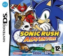 Sonic Rush Adventure for DS Walkthrough, FAQs and Guide on Gamewise.co