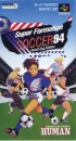 Super Formation Soccer 94 on SNES - Gamewise