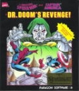 The Amazing Spider-Man and Captain America in Doctor Doom's Revenge!