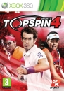 Top Spin 4 on X360 - Gamewise