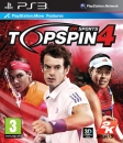 Top Spin 4 on PS3 - Gamewise
