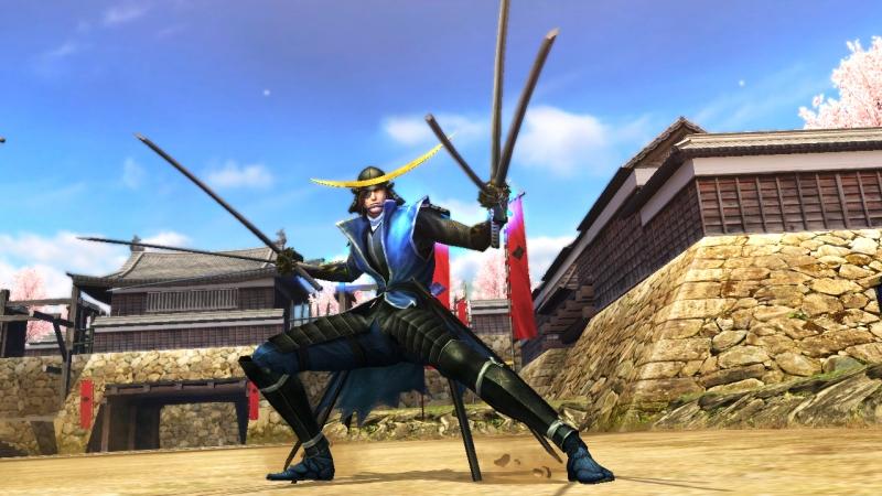 Sengoku Basara: Samurai Heroes Trailer from Captivate 2010 ...