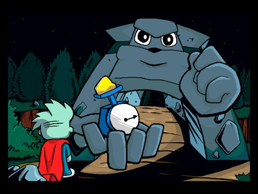 pajama sam afraid of the dark free download