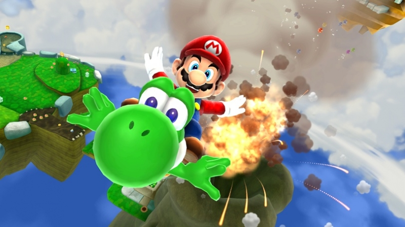 Game of the Year Super Mario Galaxy 2