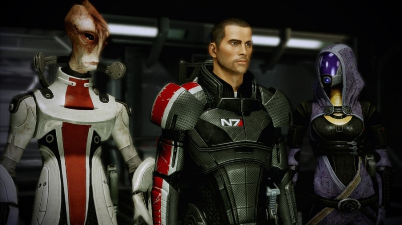 Mass Effect 2 Sells 500,000 Units on Day One in the Americas