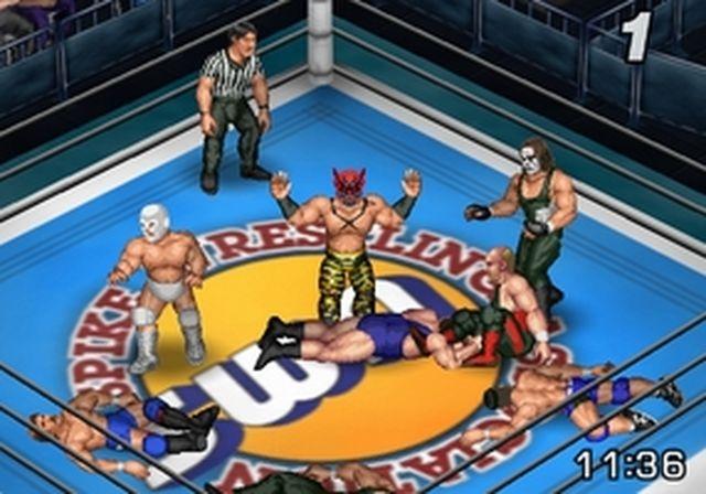 Giochi gratis wrestling