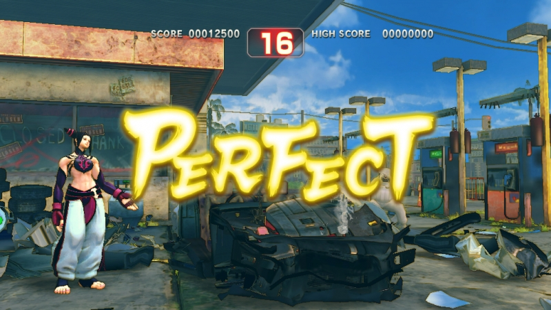 Super Street Fighter IV Best Fighter