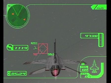 ace combat 3  cheats