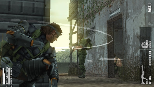 Snake... in your pocket. I know, that was bad *hangs head in shame* :(