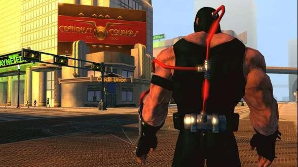 DC Universe Online Bane