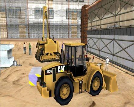 Caterpillar Construction Tycoon (�n�aat Oyunu)