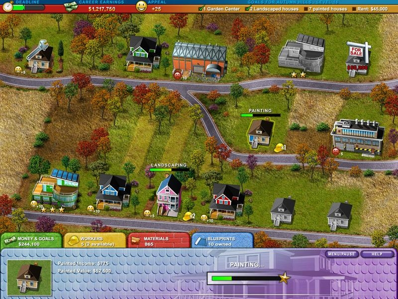 Build a lot 2 Town of the Year Game 2.0.3.