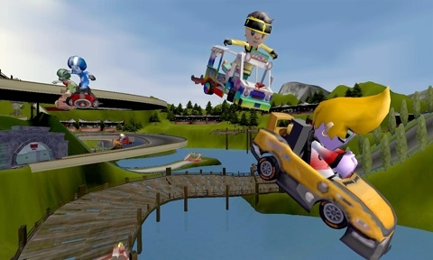 ModNation Racers Biggest Disappointment