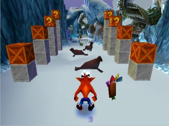 Crash Bandicoot 2 (Blind, 100%) 8495400aaa