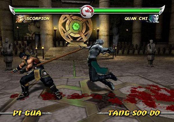 Mortal Kombat V Deadly Alliance Full Version + Crack