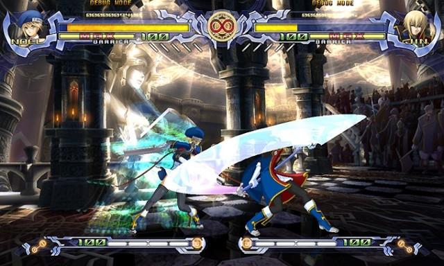 BlazBlue Best Fighter