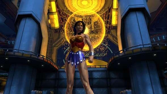 DC Universe Online Wonder Woman