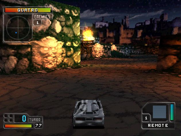 ps1 twisted metal 4