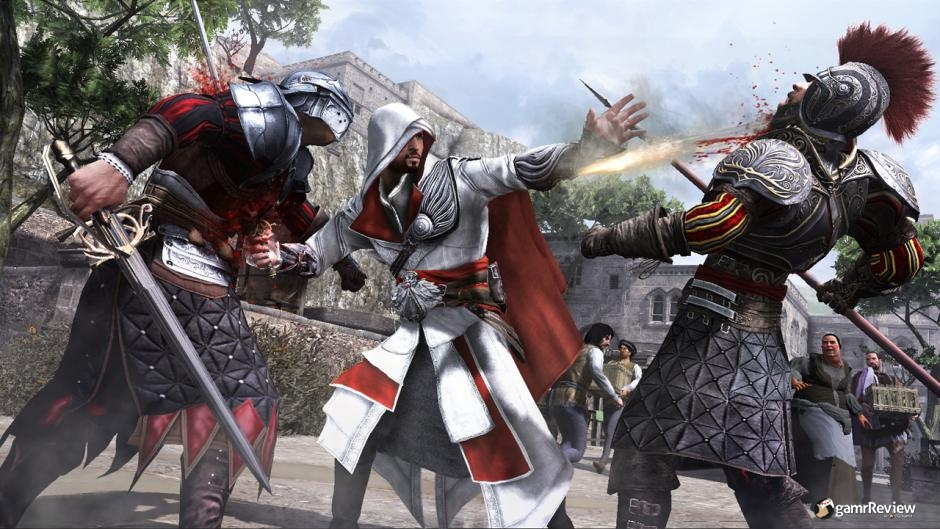 Game of the Year Assassin's Creed Brotherhood