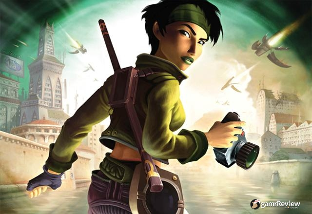 beyond good evil hd jade shows her booty