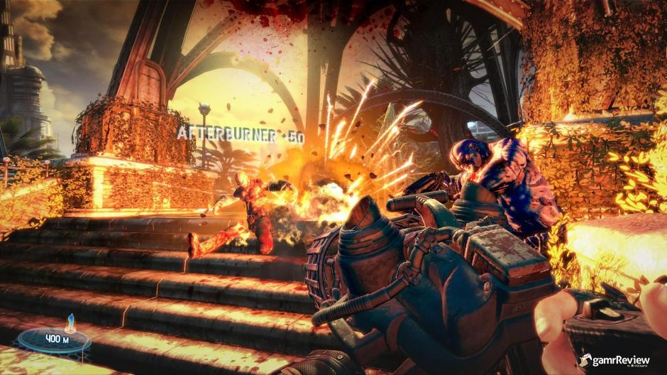 Bulletstorm Afterburner