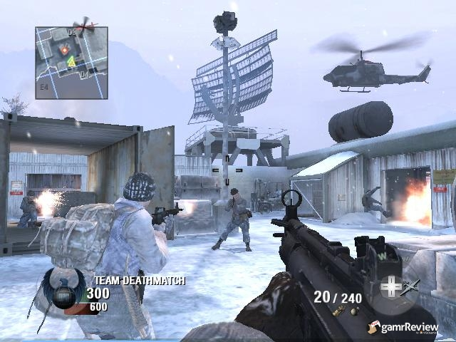 call of duty black ops for wii screenshots. Call of Duty: Black Ops Review for Wii at gamrReview