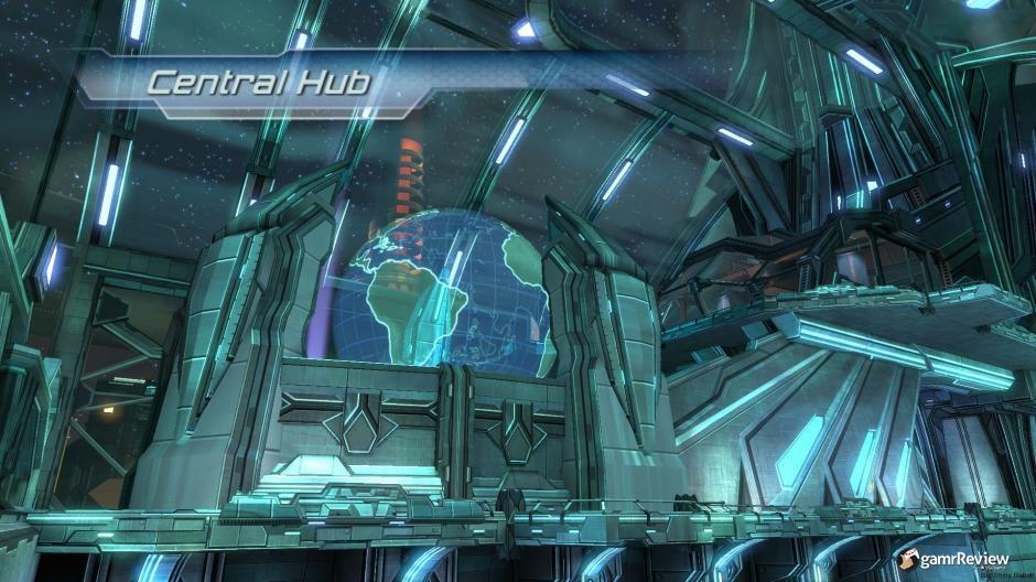 DC Universe Online Watchtower