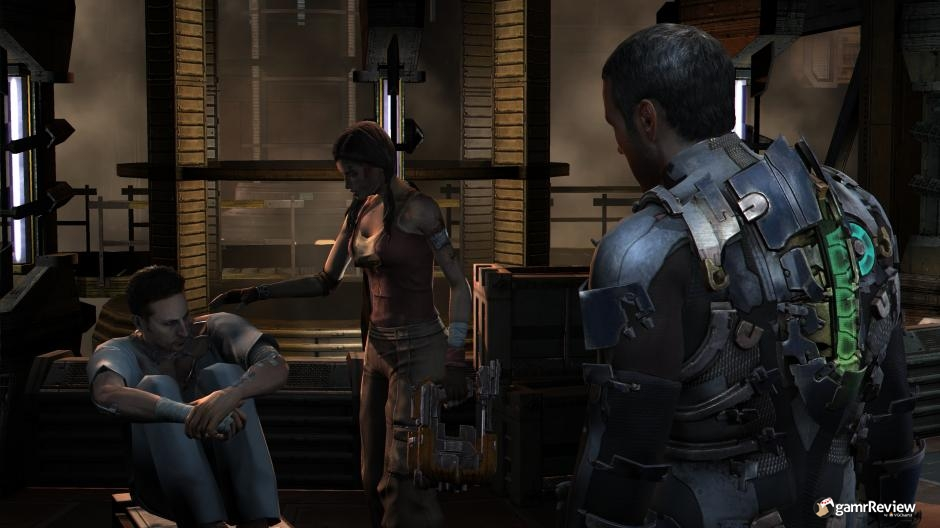 Dead Space 2 interactions
