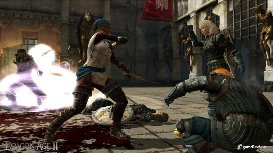 Dragon Age II Screenshots for PS3. Added by Cross-X on 09 November 2010