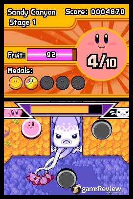 kirby mass attack ds squid
