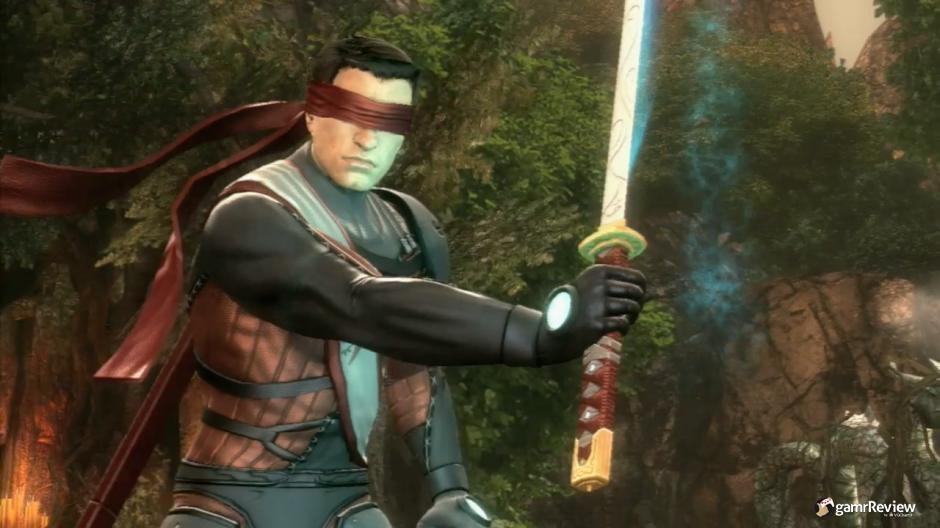 Mortal Kombat Kenshi