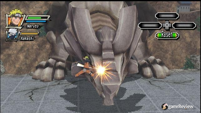 Naruto Shippuden Video Game Fathead. Naruto Shippuden: Dragon Blade Chronicles Review for Wii at gamrReview