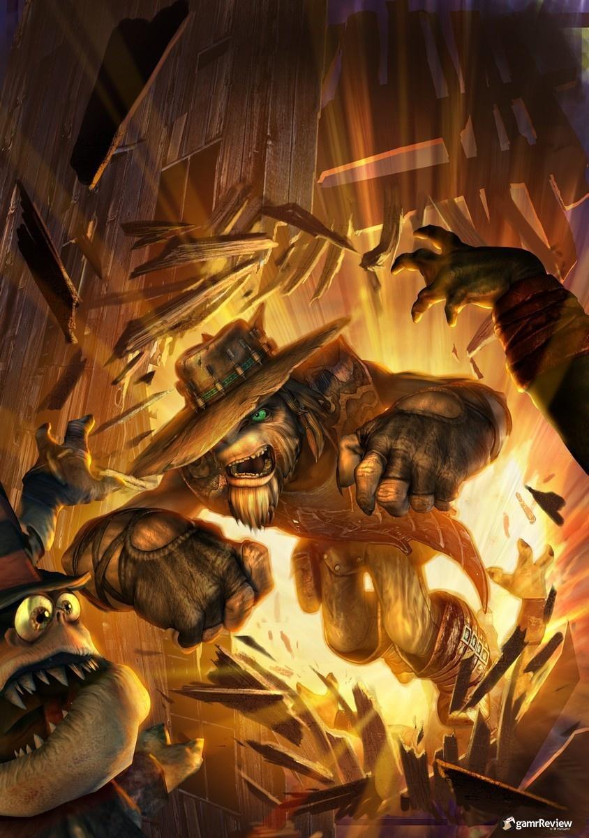 Oddworld: Stranger's Wrath Hack, Cheats & Hints | cheat ...
