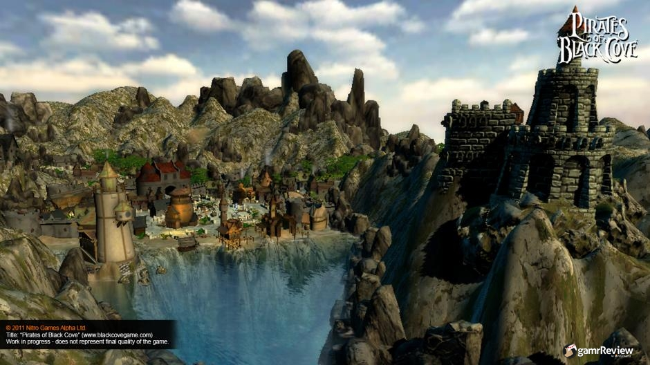 Pirates of Black Cove Screenshot at gamrReview