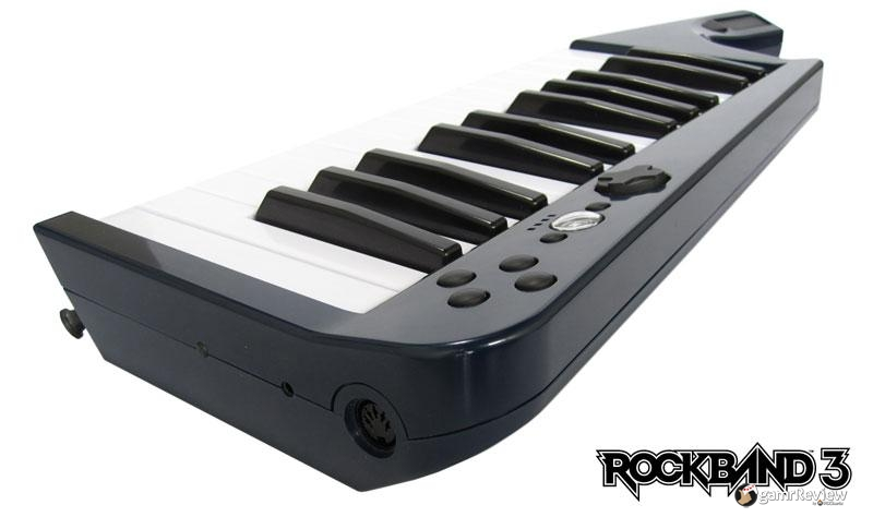 Rock Band 3 Keyboard