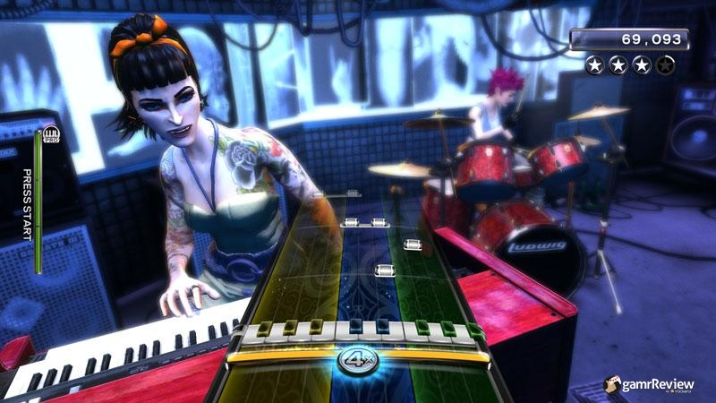 Rock Band 3 Pro Keys