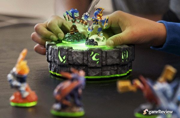 skylanders portal review vgchartz figures ps3 wii xbox360 3ds