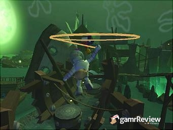 SpongeBob SquarePants: Battle for Bikini Bottom Screenshots for PS2