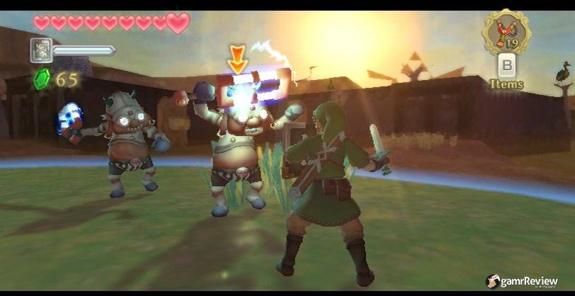 The Legend Of Zelda: Skyward Sword amazon