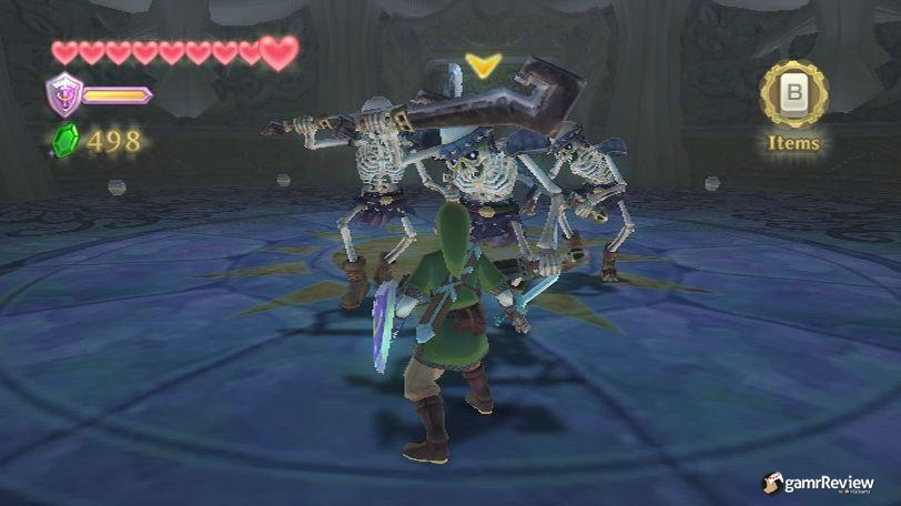 Game of the Year The Legend of Zelda: Skyward Sword