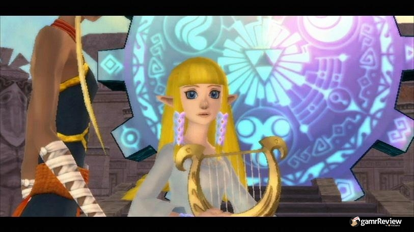 The Legend Of Zelda: Skyward Sword game