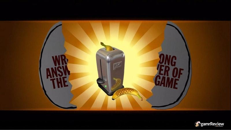 you don't know jack banana toaster wrong answer of game wii ps3 ds xbox360 pc